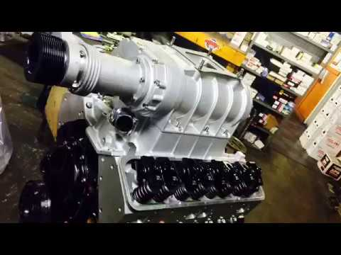 WCH Racing Engines