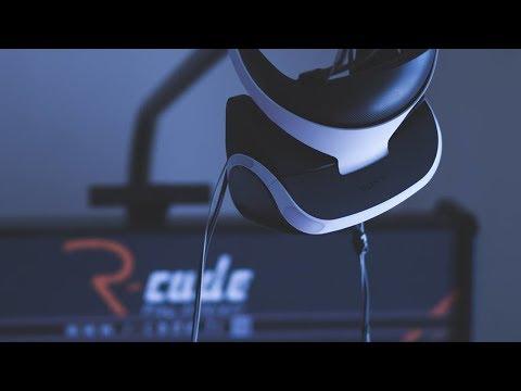 R-Cade - Publicité Borne VR (HTC Vive)