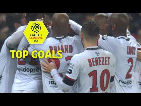 Top goals Week 35 - Ligue 1 Conforama / 2017-18