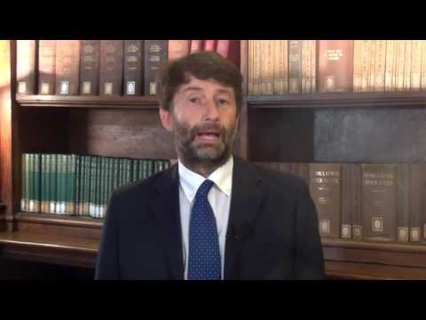 Capri 2016 - On. Dario Franceschini, Ministro dei Beni e delle Attività Culturali e del Turismo