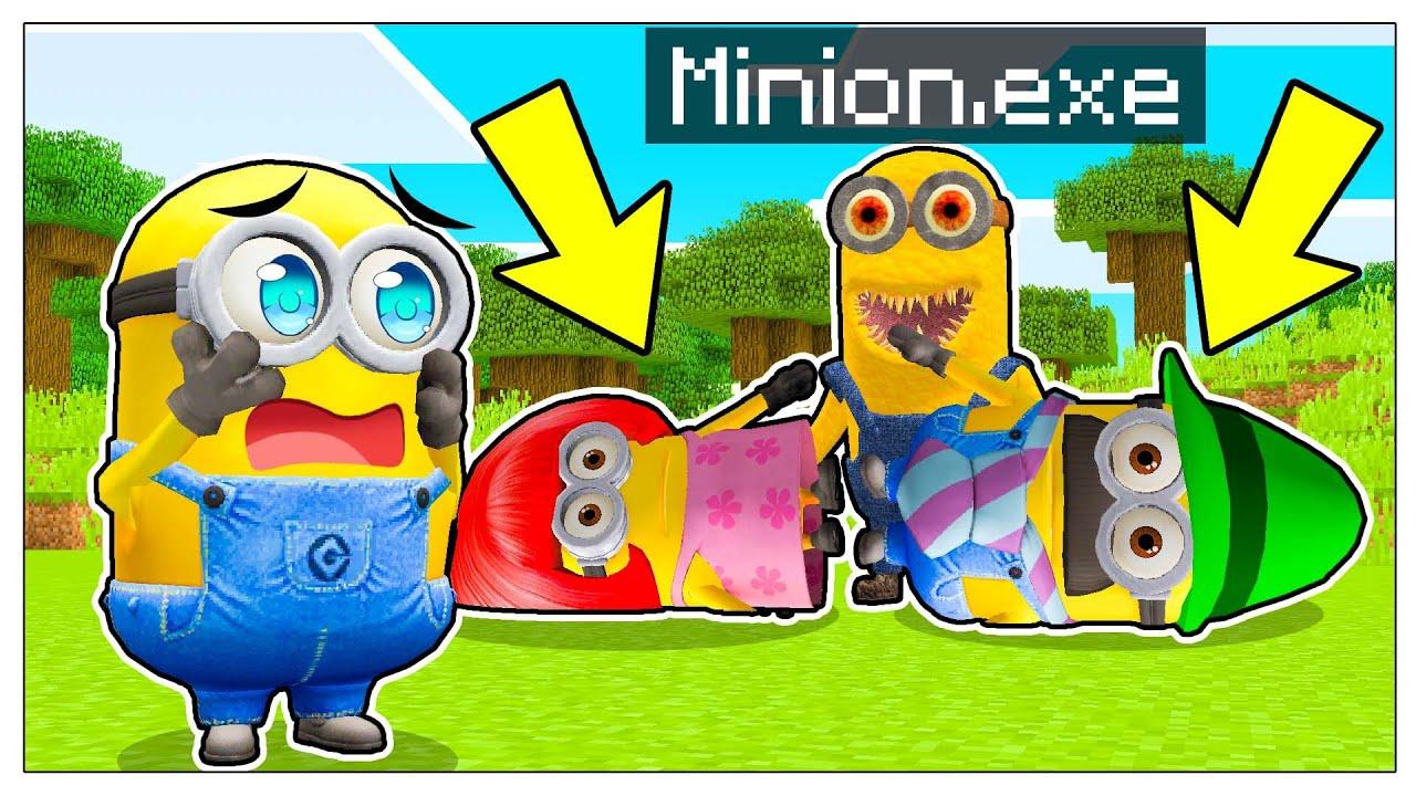 Download MINION.EXE UCCIDE LA FAMIGLIA DI MINIONS! - Minecraft ITA