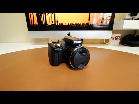 Canon PowerShot SX50 HS | Revisión en profundidad