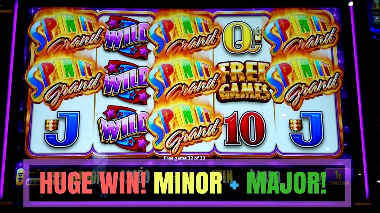 Spiele Grand Spin - Video Slots Online