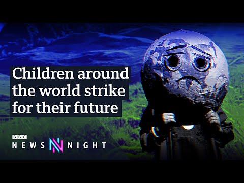 Global Climate Strike:
