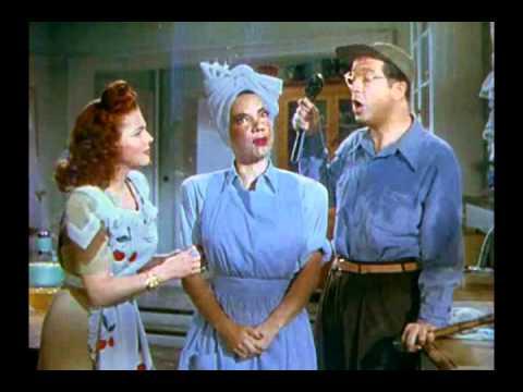 Something For The Boys (1944) - Carmen Miranda - Bromo-Selzer