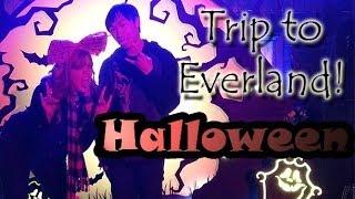 Trip to Everland! Halloween-Edition Seoul Korea