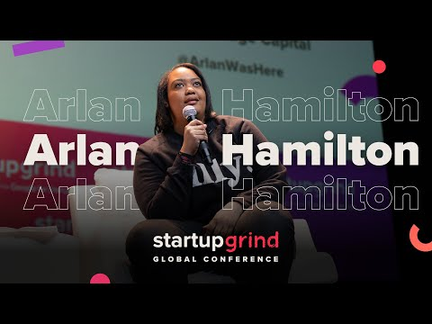 Breaking Rules While Breaking Ground | Arlan Hamilton (Founder ...