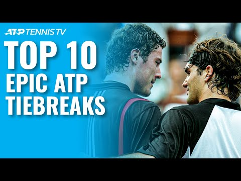 Top 10 tie-breaks in ATP history