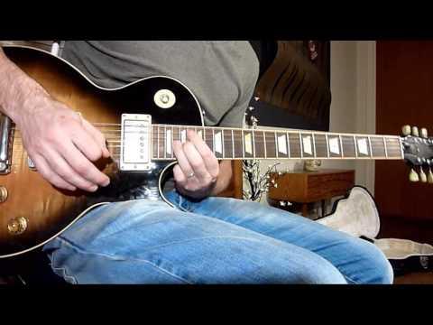 Metallica - The Unforgiven solo cover