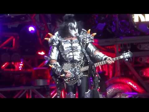 Kiss, Klipsch Music Center Aug. 2014
