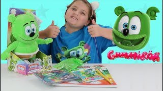 Gummy Bear Song Plush Toy And Goodies