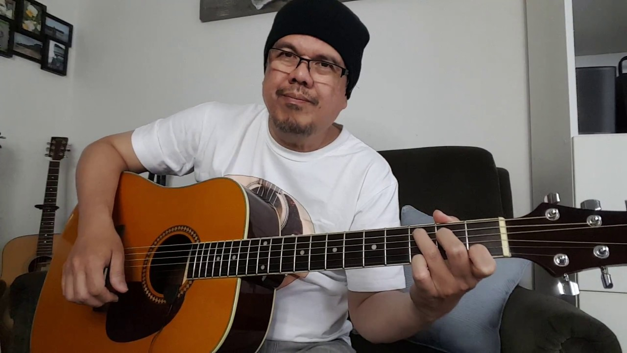 Pagdating ng panahon guitar fingerstyle for beginners