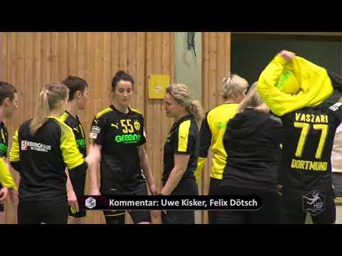 Damen Handball Bor. Dortmund - SG BBM Bietigheim