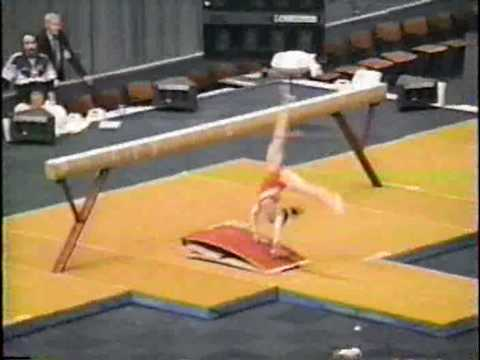 Drill for round off dismounts | | Swing Big!