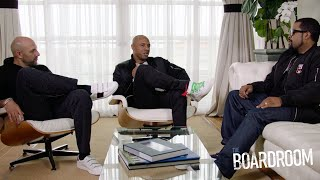 The Boardroom | BIG3/Ice Cube with Jay Williams, Rich Kleiman