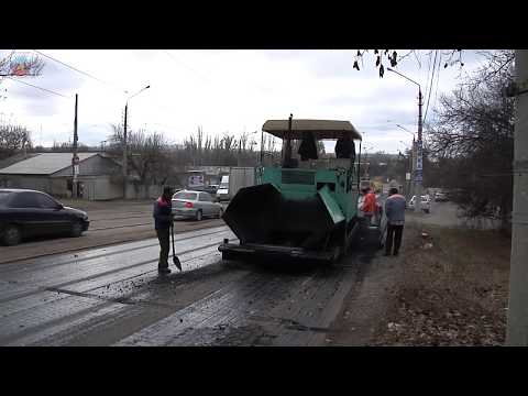 lgikvideo: капремонт автомагистрали
