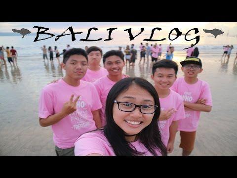 TRIP TO BALI VLOG#3 [SMAKK 2016/2017]