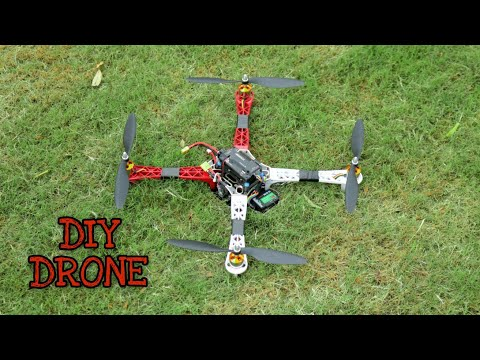 WOW! How to Make a Drone at Home   Quadcopter - Видео онлайн