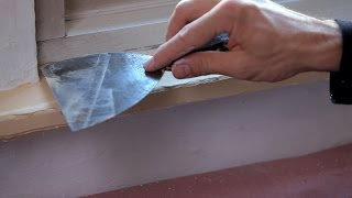 How to Fix Wood Molding House Painting