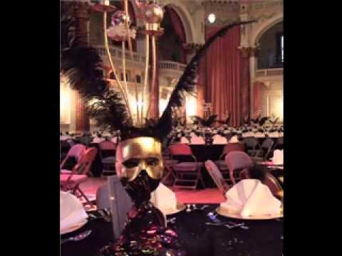 Masquerade Ball Decorations Prom Cool Masquerade Party Decorating Ideas  Youtube Decorating Design