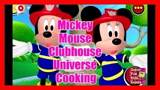 Mickey Mouse Clubhouse: Universe Cooking, Firefigher Rescue & Fishing Game for Kids! Mp3