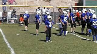 Zak's Football Game September 27, 2008 10