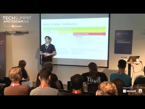 Accelerate the development cycle at scale, Wessel Gans, LeaseWeb Tech Summit Amsterdam 2016