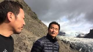 【地方再生の鍵アイスランド】Vol.4 ヴァトナヨークトル氷河