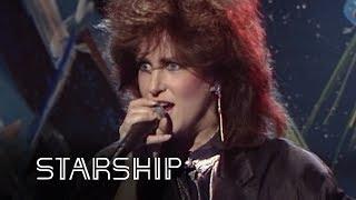 Starship - We Built This City (Na, sowas!, 11.01.1986)