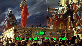 A Nti Kute Ngol (Lyrics) Divine Mercy Hymn