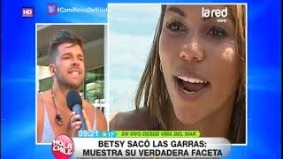 """""""Se le subieron los humos"""": El tenso round entre las candidatas Betsy Camino y Lisandra Silva"""