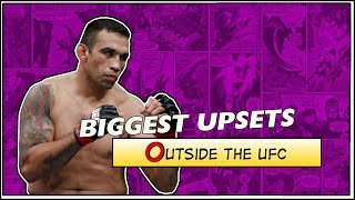 Biggest MMA Upsets Outside the UFC