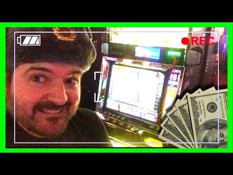 $100 Slot Machine Challenge! Nickel Slots or Bust!