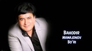 Bahodir Mamajonov - Bo'ri   Баходир Мамажонов - Бури (music)