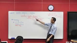 Quadratic Factorisation (1 of 3: Overview of Methods)