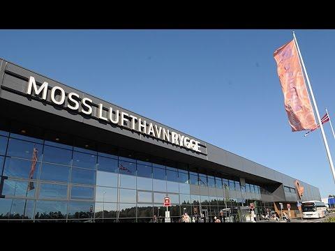 How to running airport Rygge Moss Norway Ryanair