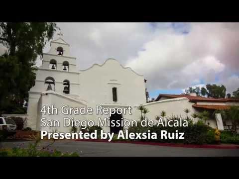 Alexsia Ruiz - San Diego Mission De Alcala