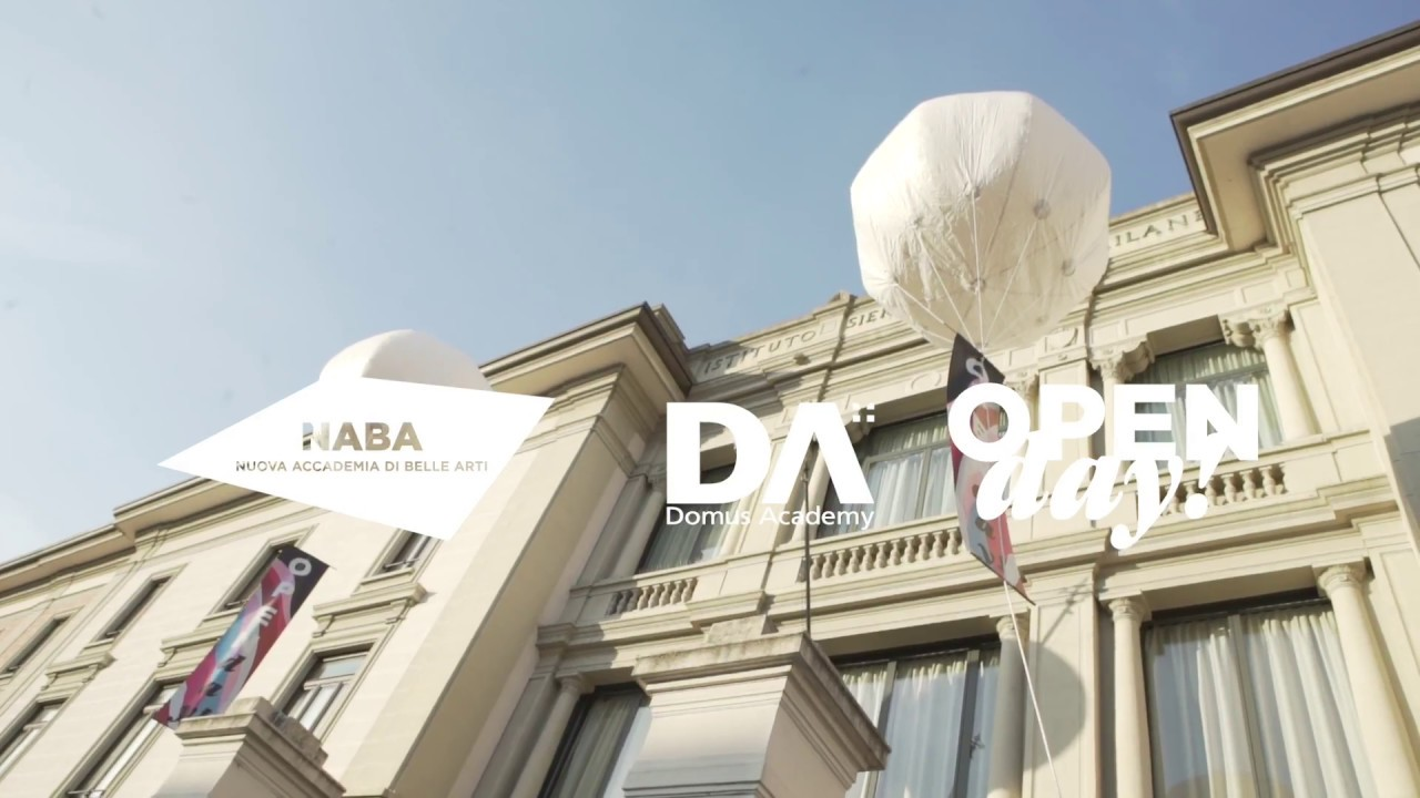 Nabaopenday 20 gennaio 2018 youtube for Accademia belle arti milano