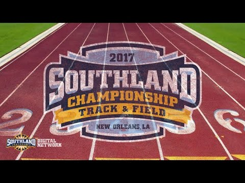 Southland Outdoor Track & Field Championships - Running Event Finals