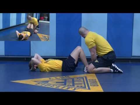 Instructions for taking the New Jersey State Police Physical Qualification Test