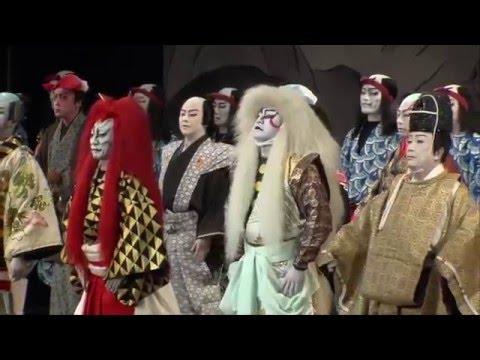 Wonder Kabuki Spectacle『獅子王SHI-SHI-O』in Las Vegas