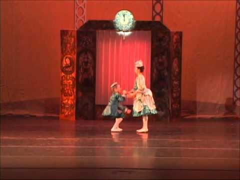 The Music Box - Ballet Fairy Doll