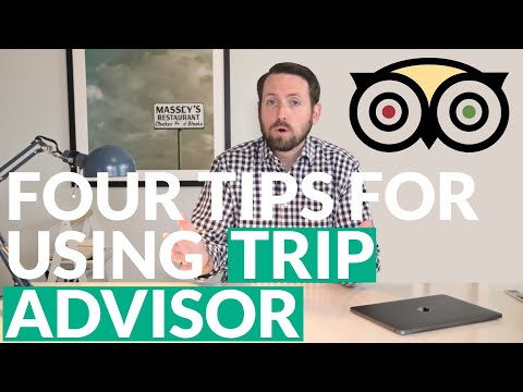 TRIPADVISOR: FOUR TRAVEL TIPS When Searching For A Hotel