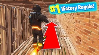 ROCKET RIDE JOUSTING in Fortnite w/ CDNThe3rd