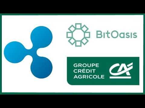 UAE Crypto Exchange BitOasis To Add Ripple XRP & Crédit Agricole Using Ripple Blockchain