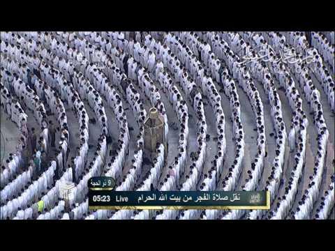فجر يوم عرفة 1432هـ - الشيخ ماهر المعيقلي - أواخر الزمر thumbnail
