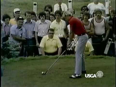 1973 U.S. Open: Johnny Miller Makes History