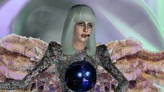 Lady Gaga's artRAVE: The ARTPOP Ball Sims 3