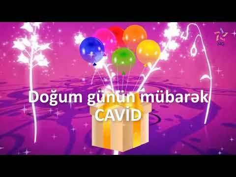Doğum günü videosu - CAVİD