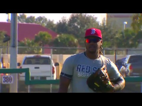 Hanley Ramirez Ready For New Challenge At First Base